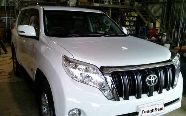 Toyota Prado ToughSeal Paint Protection Bendigo