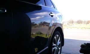mazda cx-9 mirror finish