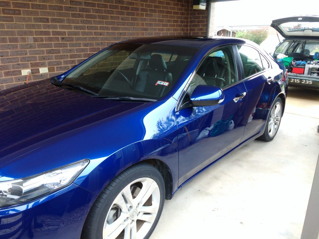 Honda Euro Custom Polish Bendigo
