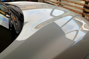 Nissan Qashqai Toughseal Paint Protection Bendigo