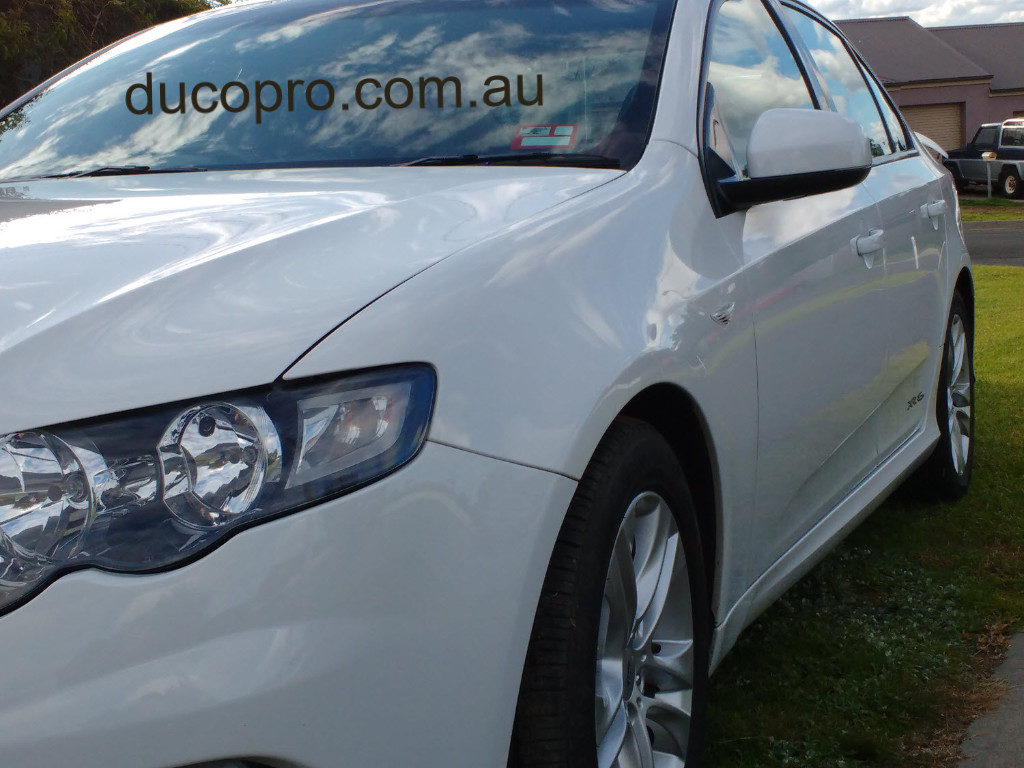 Ford XR6 Custom Polish Bendigo